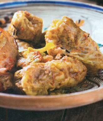 Голубцы из капусты рецепт | Как приготовить голубцы из капусты