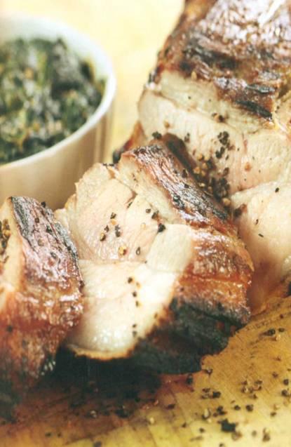 Грудинка свиная рецепт | Как приготовить свиную грудинку