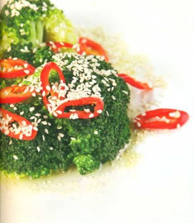 Капуста брокколи в соусе рецепт | Как приготовить брокколи