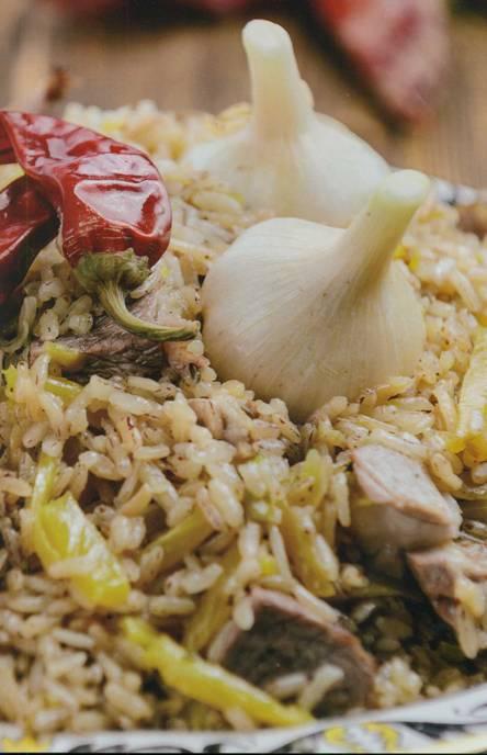 Плов ферганский рецепт   Как приготовить плов ферганский