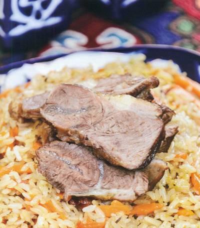 Плов из замоченного риса рецепт | Как приготовить плов из замоченного риса