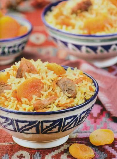 Туркменский плов рецепт | Как приготовить туркменский плов