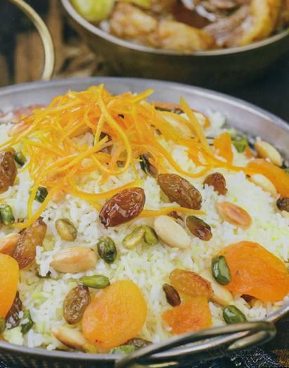 Иранский плов рецепт | Как приготовить плов иранский