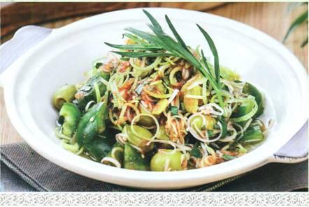 Салат из лука порея рецепты | Как приготовить лук порей