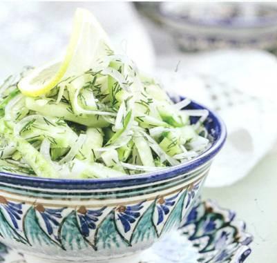 Салат Нежность рецепт | Как приготовить салат Нежность