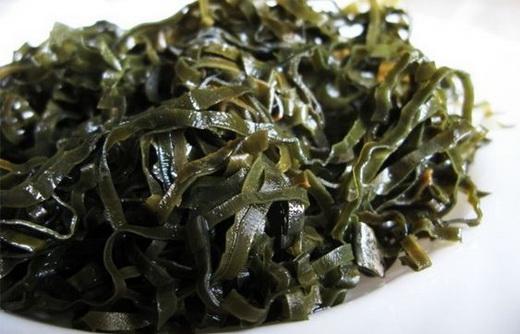 способы приготовления морской капусты