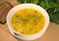 Бульон из курицы для супа