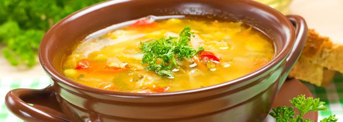 Рецепт приготовить первое блюдо — 3