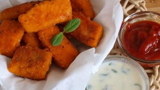 Наггетсы с сыром