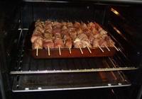 Быстрый шашлык из свинины в духовке