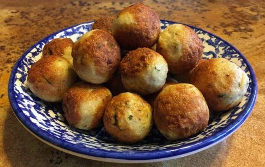 Вкусные шарики