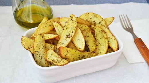 Провансальская картошка