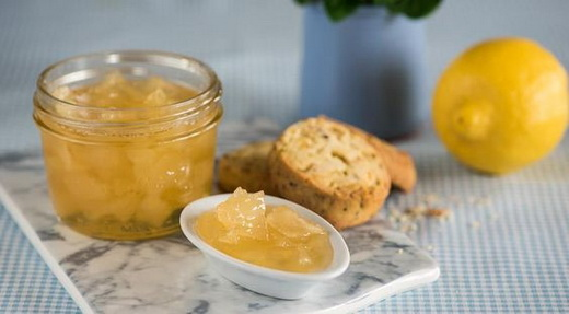 Варенье с лимоном из дыни