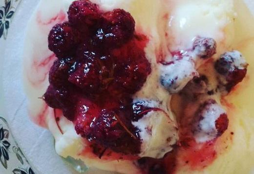 Как сделать мороженое из варенье 341