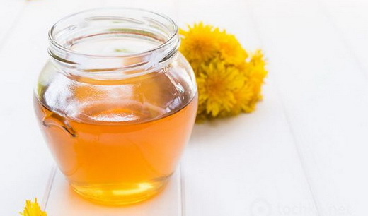 Варенье с лимоном из цветков одуванчика
