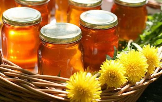 Варенье с медом из одуванчиков