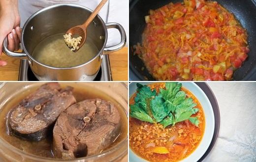 Рецепт суп с консервированным тунцом рецепт