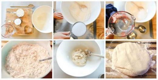 Как сделать тесто в домашних условиях