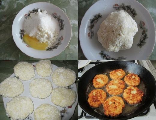 Сырники из творога рецепт в духовке пышные рецепт с пошагово 93