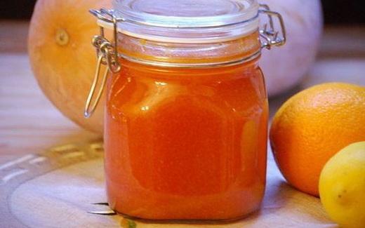 Варенье с апельсинами из лимонов
