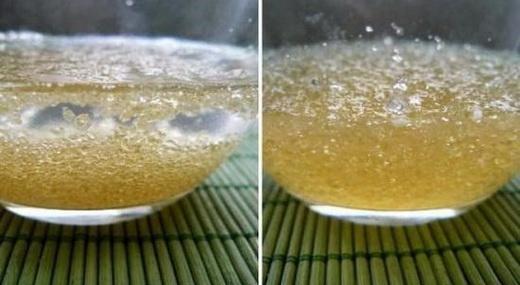 Готовим желатин для приготовления варенья с желатином