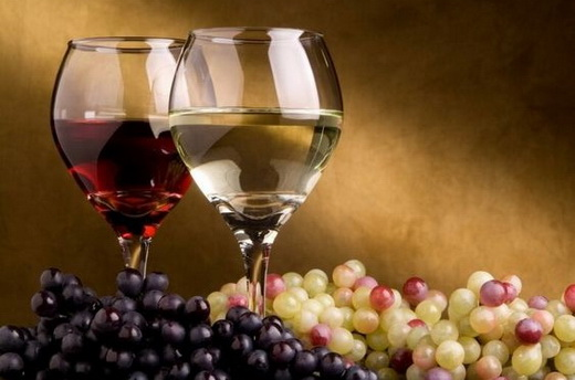Виды виноградного вина