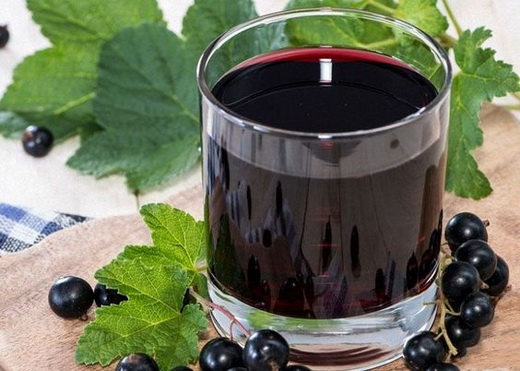 Вино смородиновое из варенья