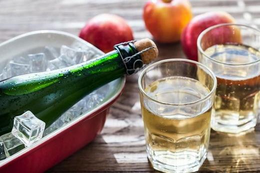 Разнообразие яблочного вина