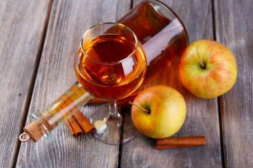 Яблочное вино классическое