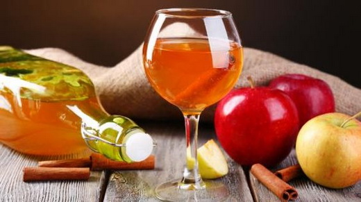 Пряное яблочное вино
