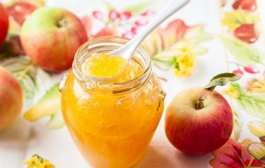 Джем с лимоном из яблок