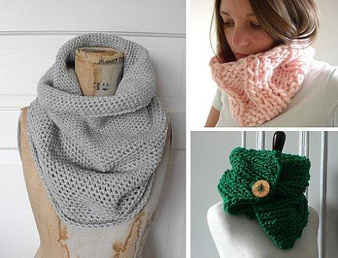 как связать шарф крючком с бахромой