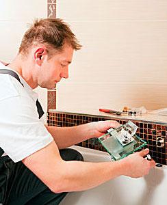Как сделать отделку ванной комнаты?