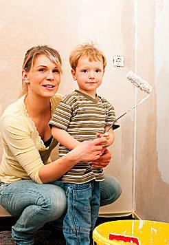 Какую отделку выбрать для детской комнаты?