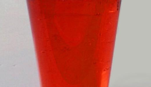 Клубничный напиток с мятой
