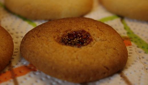 Необычный одуванчиковый бисквит