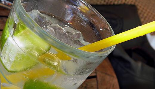 Быстрый лимонный компот