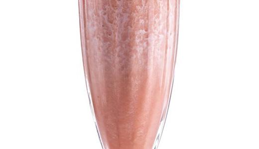 Клубничный коктейль на кефире   для похудения