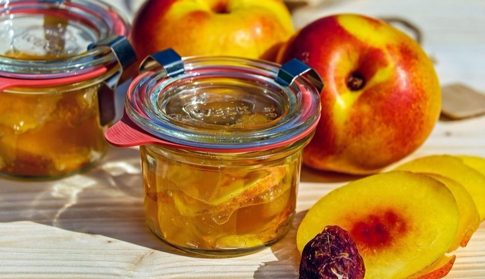 Персиковое варенье рецепт