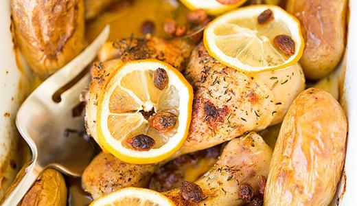Пряный маринад с лимоном для шашлыка