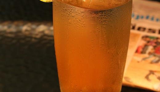 Лимонный коктейль с пряностями
