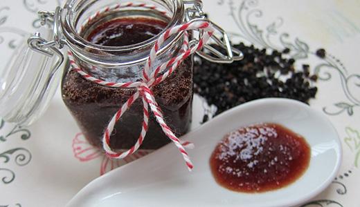 Смородиновое варенье с сахаром