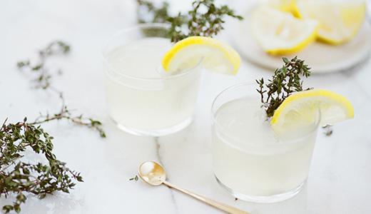 Лимонный (цитрусовый) компот