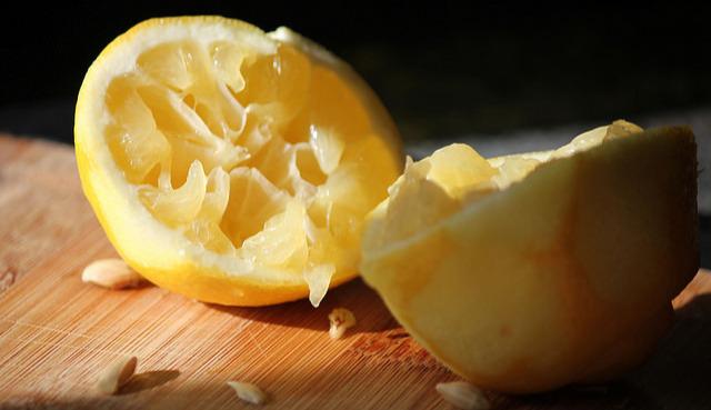 Как использовать  лимон для маски