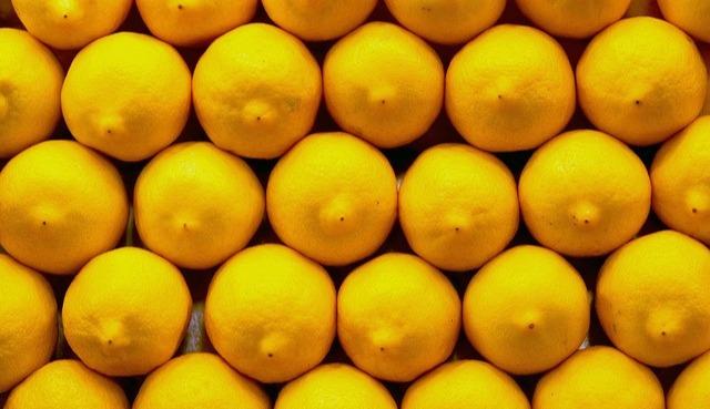 Как сделать маску для волос с лимоном