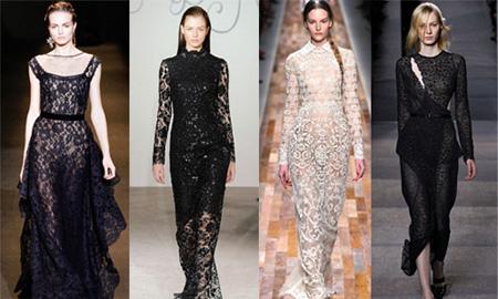 Модные вечерние платья 2015 года