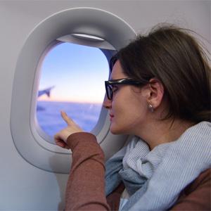 Как улучшить самочувствие в самолете