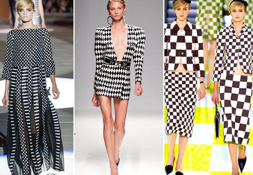 Модные принты весна-лето 2015