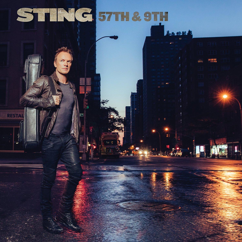 Тур «57th & 9th»: легендарный Sting скоро в Москве!