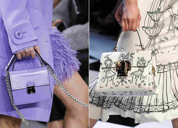 Как выбрать сумку под фигуру?